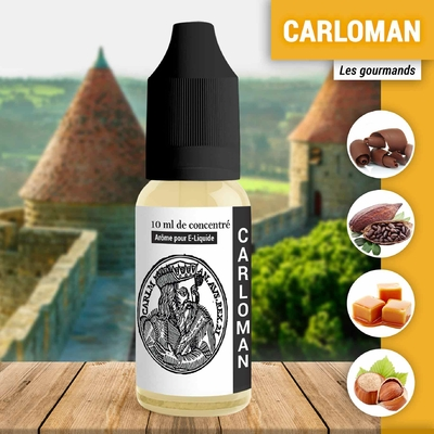 Concentré Carloman 10ml