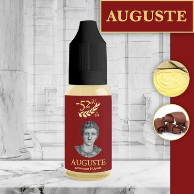 Concentré Auguste en 10ml