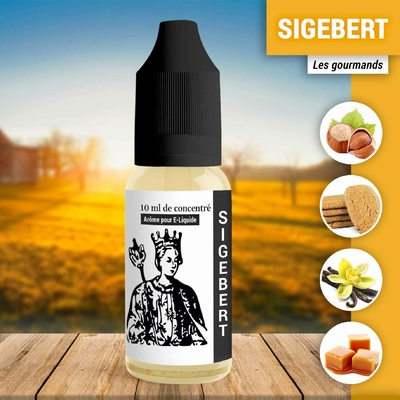 Concentré Sigebert 10ml