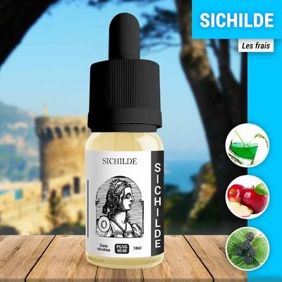 E-liquide Sichilde 10ml