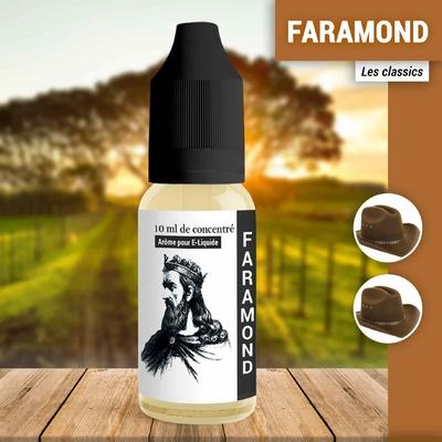 Concentré Faramond 10ml