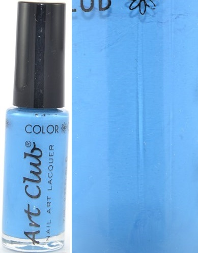 ART CLUB - Nail Art Liner pour Ongles - AZURE