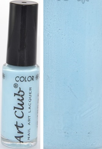 ART CLUB - Nail Art Liner pour Ongles - BABY BLUE