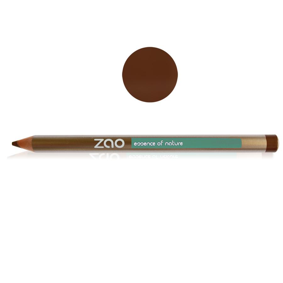 ZAO MAKE UP - Crayon Multifonction - 602 BRUN FONCE