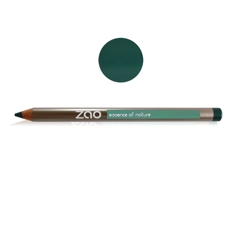 ZAO MAKE UP - Crayon Multifonction - 604 VERT SOMBRE