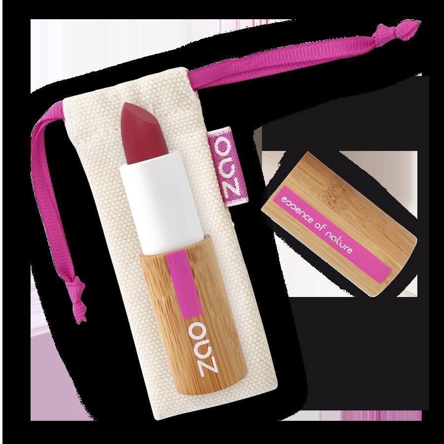 ZAO MAKE UP - Rouge à Lèvres Soft Touch - 436 ROUGE POURPRE