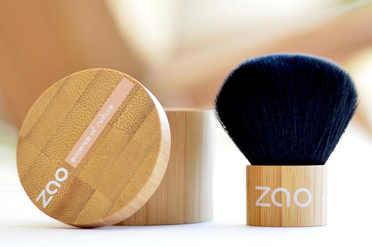 ZAO - Fond de Teint Poudre - Minéral Silk - Teinte et format au choix