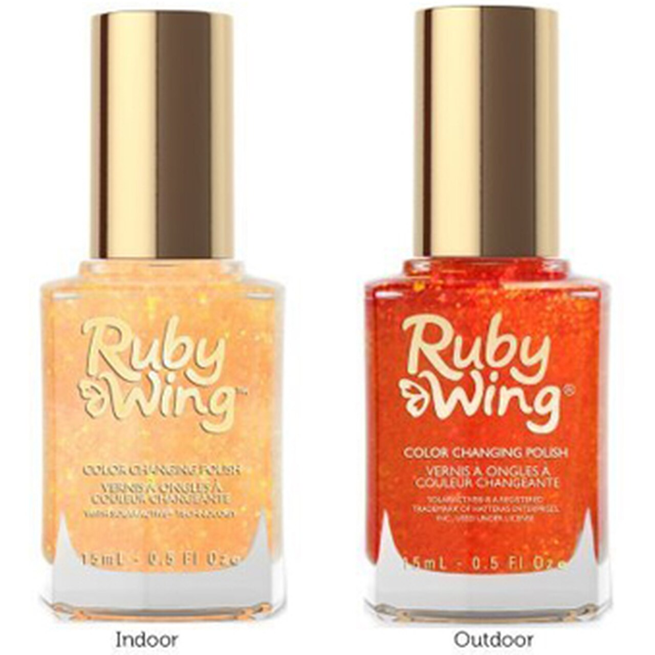 RUBY WING - Vernis Photochromique Collec Wicked West - BACK ON THE SADDLE