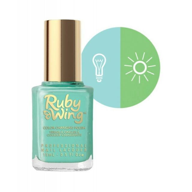 RUBY WING - Vernis Ongles Photochromique - Les classiques - GYPSY