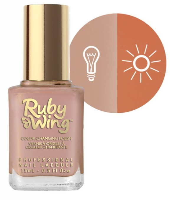 RUBY WING - Vernis Ongles Photochromique - Les classiques - LAGOON
