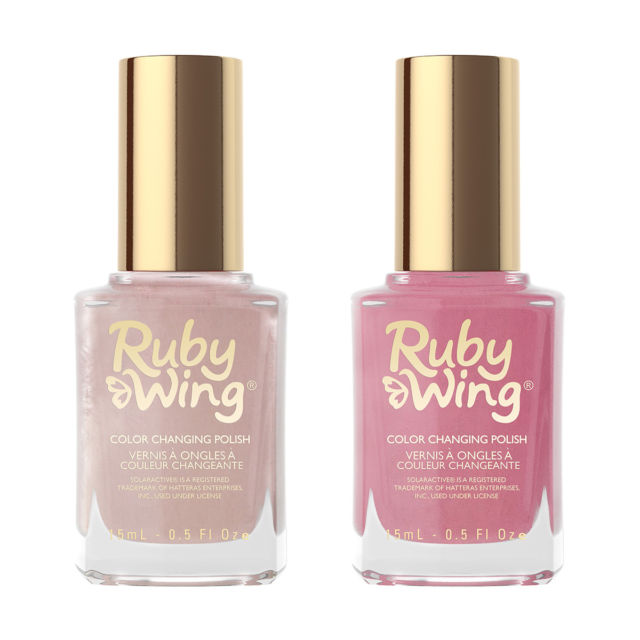 RUBY WING - Vernis Ongles Photochromique - Les classiques - MYTH