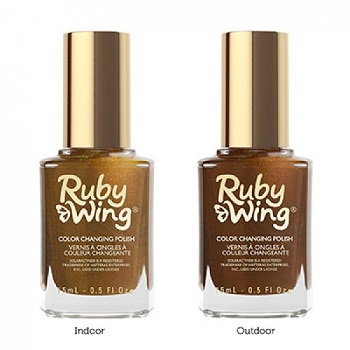 RUBY WING - Vernis Photochromique Collec Sweet Fantasy - DEEPEST DESIRE