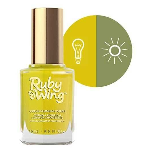 RUBY WING - Vernis Ongles Photochromique Collection Wicked West - TUMBLEWEEDS