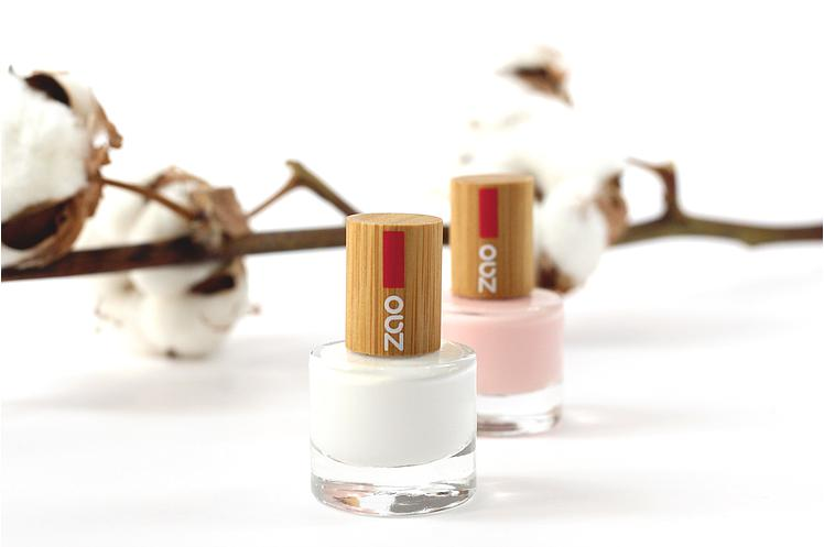 ZAO - Vernis à Ongles - French Manucure