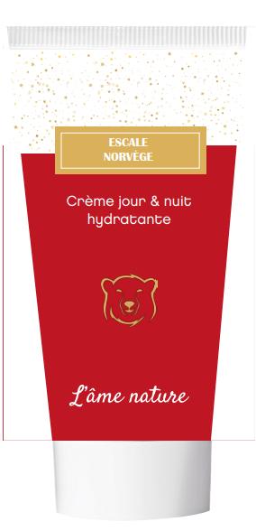 Eskalia - Escale Norvège - Crème jour & nuit Hydratante