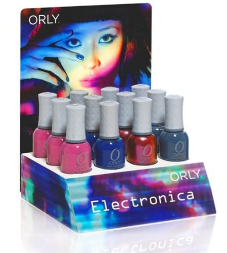 Orly-Electronica-Collection-Fall-2012-display