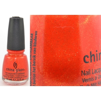 CHINA GLAZE - Vernis Ongles Collec Hunger Games - RIVETING