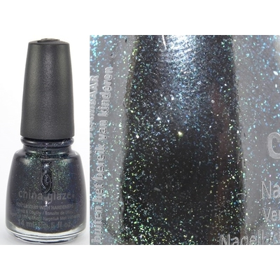 CHINA GLAZE - Vernis Ongles Collec Hunger Games - SMOKE AND ASHES
