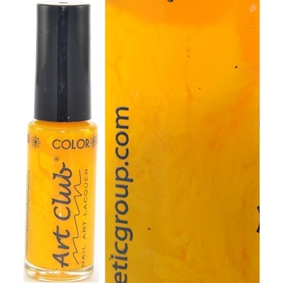 ART CLUB - Nail Art Liner pour Ongles - YELLOW
