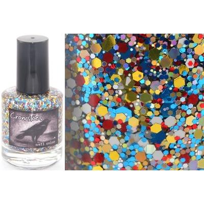 CROWSTOES - Vernis Ongles Collection One Mad Crazy Summer - MY FAVORITE AMAZON