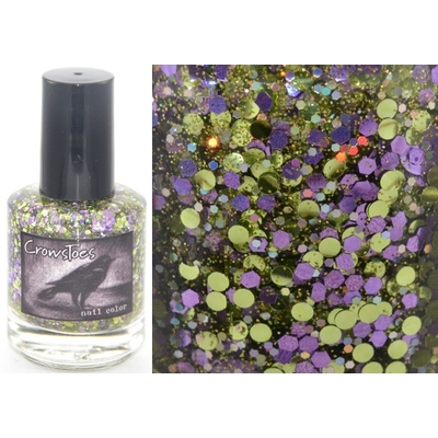 CROWSTOES - Vernis Ongles Collection One Mad Crazy Summer - BOAT DRINKS