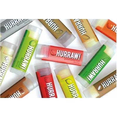 HURRAW - Baumes Levres Hydratants - LOT DE 10 AU CHOIX