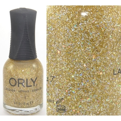 ORLY - Vernis Ongles Collection Secret Society - LAVISH BASH