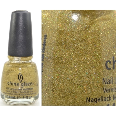 CHINA GLAZE - Vernis Ongles Collection Holiday Joy - ANGEL WINGS