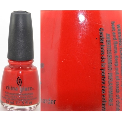 CHINA GLAZE - Vernis Ongles Collection Holiday Joy - WITH LOVE