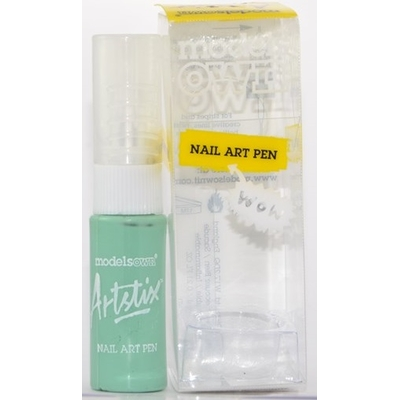 MODELS OWN - Liner pour Ongles Nail Art Pen - PASTEL GREEN
