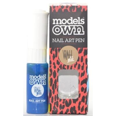 MODELS OWN - Liner pour Ongles Nail Art Pen - BLUE