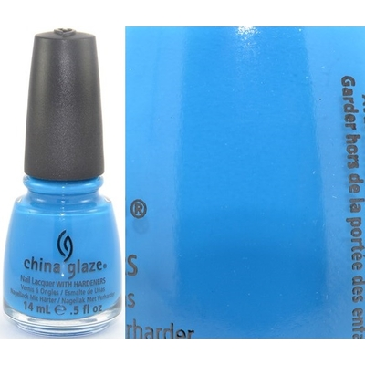 CHINA GLAZE - Vernis Ongles Collection Cirque Du Soleil - HANGING IN THE BALANCE