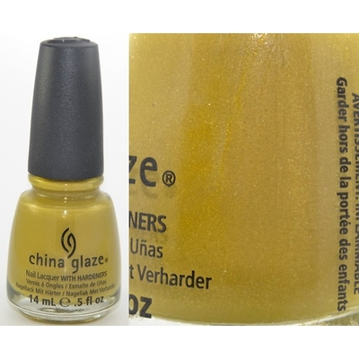 CHINA GLAZE - Vernis Ongles Collection Metro - TRENDSETTER
