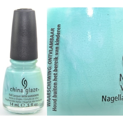 CHINA GLAZE - Vernis Ongles Collection Speciality Colors - FOR AUDREY