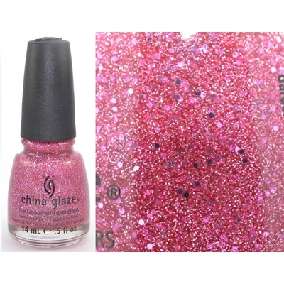 CHINA GLAZE - Vernis Ongles Collection Speciality Colors - POM POM