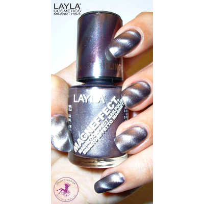 LAYLA - Vernis Ongles Magnetique Collec Magneffect - 14 SPARKLING CHAMPAGNE