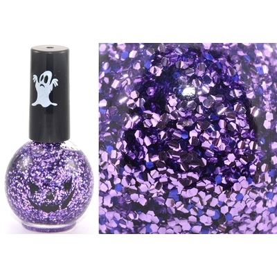 BLUE CROSS - Vernis Ongles Halloween 2013 Ghoslty Glitter Nail Color - 01