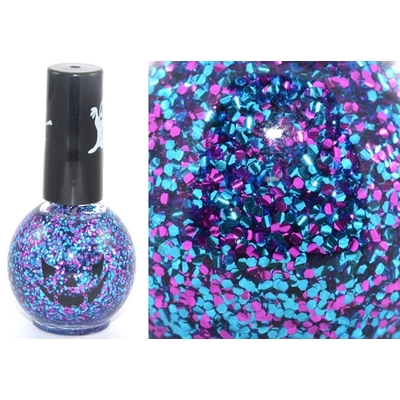 BLUE CROSS - Vernis Ongles Halloween 2013 Ghoslty Glitter Nail Color - 03