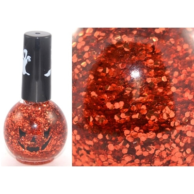 BLUE CROSS - Vernis Ongles Halloween 2013 Ghoslty Glitter Nail Color - 06