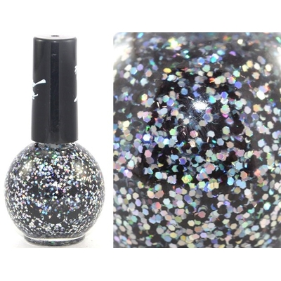 BLUE CROSS - Vernis Ongles Halloween 2013 Ghoslty Glitter Nail Color - 08