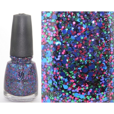 CHINA GLAZE - Vernis Ongles Collection Monsters Ball - FANG-TASTIC