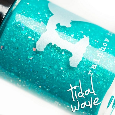 RAINBOW HONEY - Vernis Ongles Collection The Final Battle - TIDAL WAVE