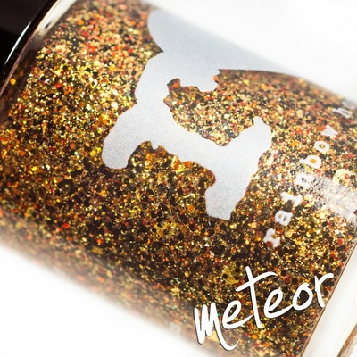 RAINBOW HONEY - Vernis Ongles Collection The Final Battle - METEOR