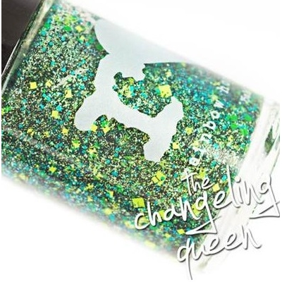 RAINBOW HONEY - Vernis Ongles Collection Limited Editions - THE CHANGELING QUEEN