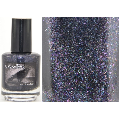 CROWSTOES - Vernis Ongles Collection Better Late Than Never - YOU ARE HERE