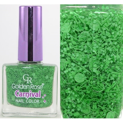 GOLDEN ROSE - Vernis Ongles Collection Carnival - 05