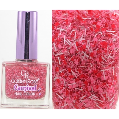 GOLDEN ROSE - Vernis Ongles Collection Carnival - 16