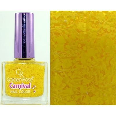 GOLDEN ROSE - Vernis Ongles Collection Carnival - 14