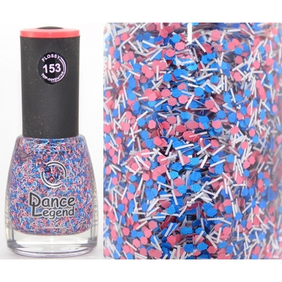 DANCE LEGEND - Vernis Ongles Collection Flossy - 153