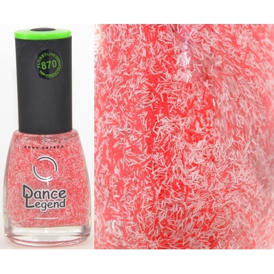 DANCE LEGEND - Vernis Ongles Collection Flossy Line - 870